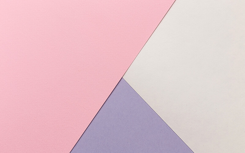 Pink, Purple and Tan Paper