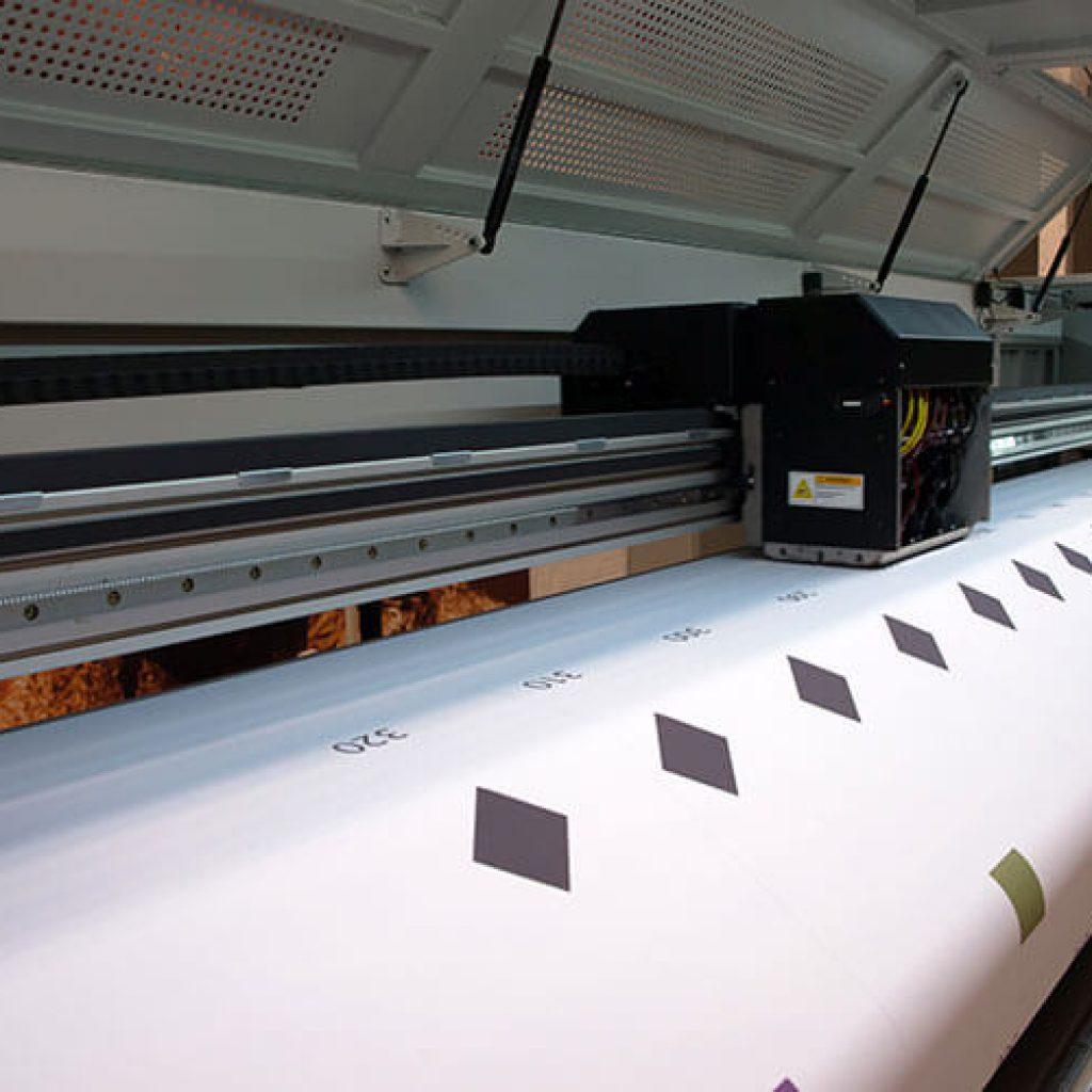 A Banner Printer